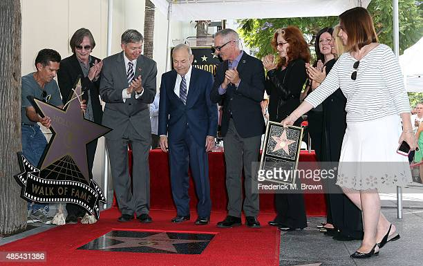 Recording artist Jackson Browne Leron Gubler Emcee Hollywood Chamber of Commerce President/CEO music executive Joe Smith guest recording artist...