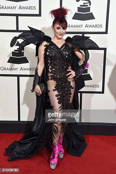 Recording artist Jacqueline Van Bierk attends The 58th GRAMMY Awards at Staples Center on February 15 2016 in Los Angeles California