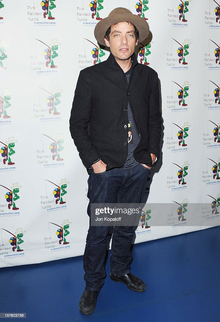 Recording artist Jakob Dylan arrives at A Celebration Of Carole King And Her Music To Benefit Paul Newman's The Painted Turtle Camp at Dolby Theatre on December 4, 2012 in Hollywood, California.