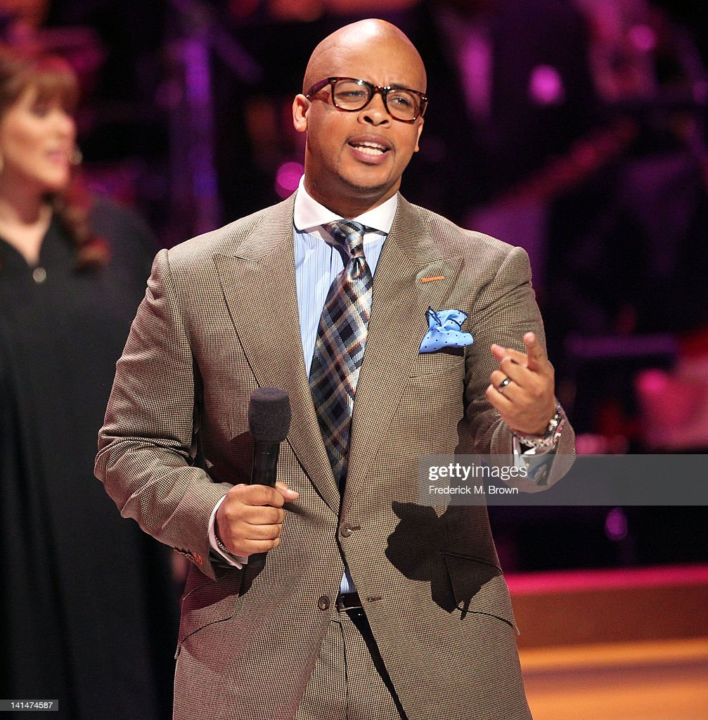 BET's Celebration Of Gospel - Show : News Photo