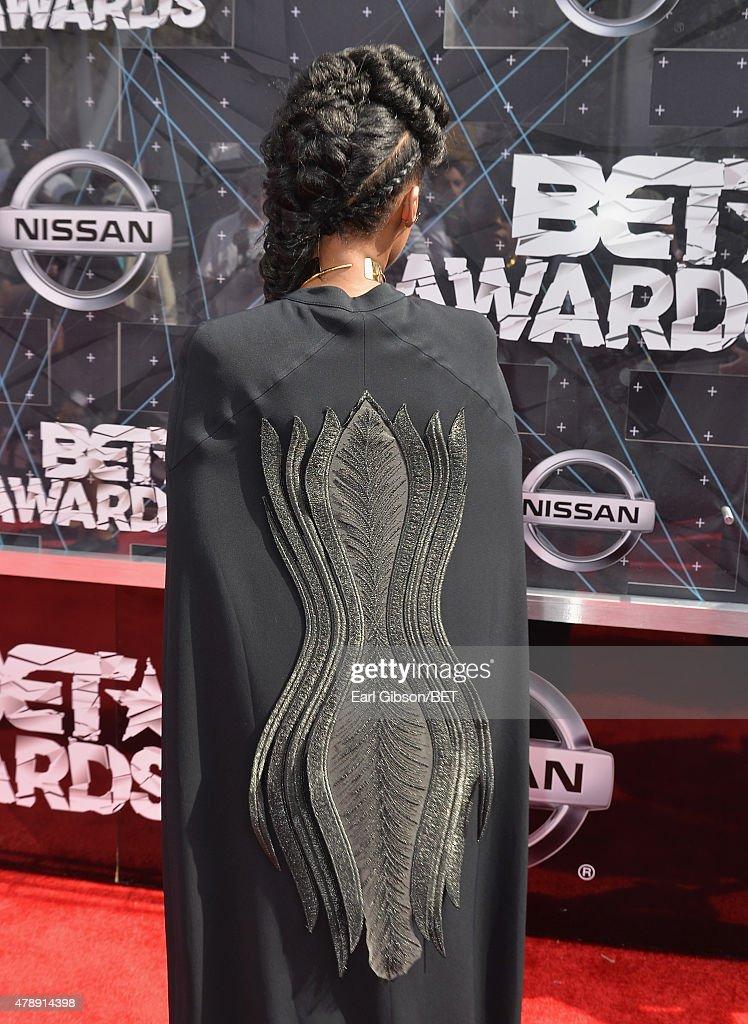 2015 BET Awards - Red Carpet : News Photo