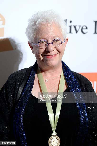 Recording artist Janis Ian attends the 2016 PreGRAMMY Gala and Salute to Industry Icons honoring Irving Azoff at The Beverly Hilton Hotel on February...