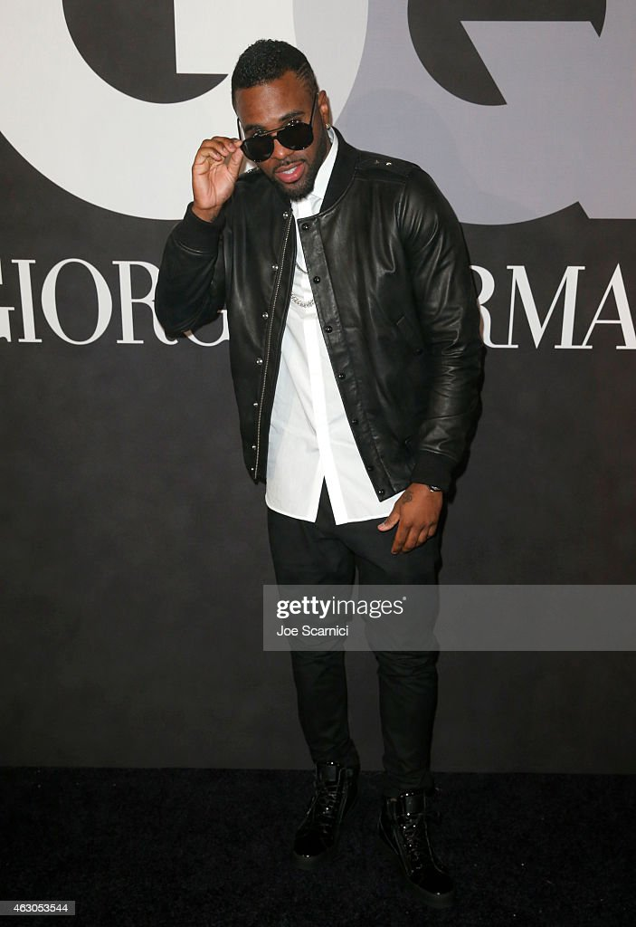Recording artist Jason Derulo attends GQ and Giorgio Armani Grammys After Party at Hollywood Athletic Club on February 8, 2015 in Hollywood, California.