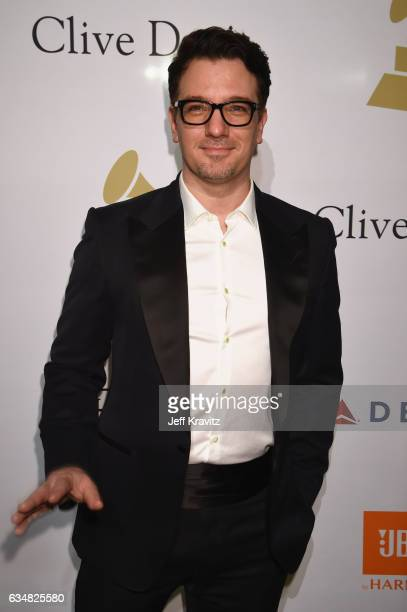 Recording artist JC Chasez attends PreGRAMMY Gala and Salute to Industry Icons Honoring Debra Lee at The Beverly Hilton on February 11 2017 in Los...