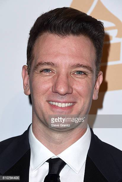 Recording artist JC Chasez attends the 2016 PreGRAMMY Gala and Salute to Industry Icons honoring Irving Azoff at The Beverly Hilton Hotel on February...