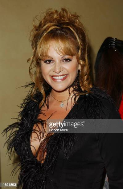 Recording Artist Jenni Rivera attends the LARAS Person of the Year Tribute Presentation and Gala for recording artist Vicente Fernandez at the Kodak...