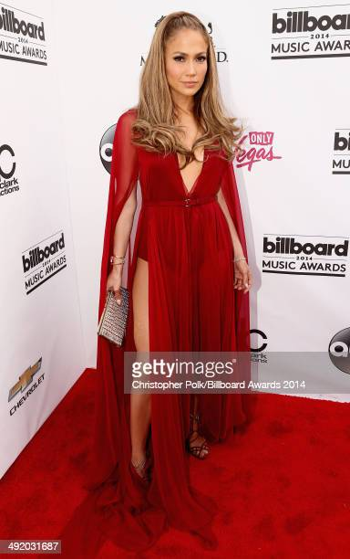 Recording artist Jennifer Lopez attends the 2014 Billboard Music Awards at the MGM Grand Garden Arena on May 18 2014 in Las Vegas Nevada