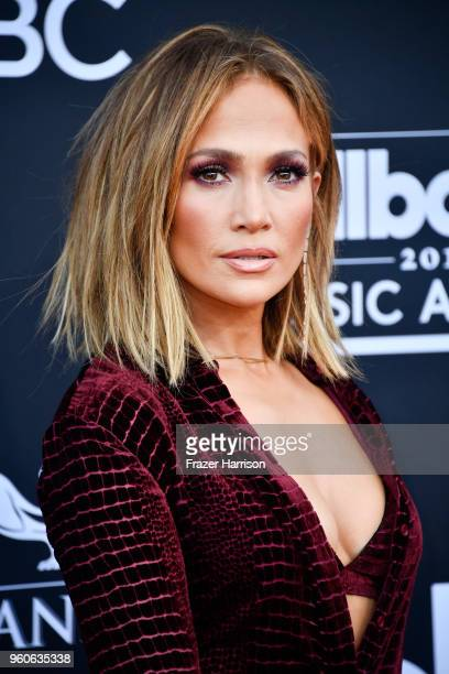 Recording artist Jennifer Lopez attends the 2018 Billboard Music Awards at MGM Grand Garden Arena on May 20 2018 in Las Vegas Nevada