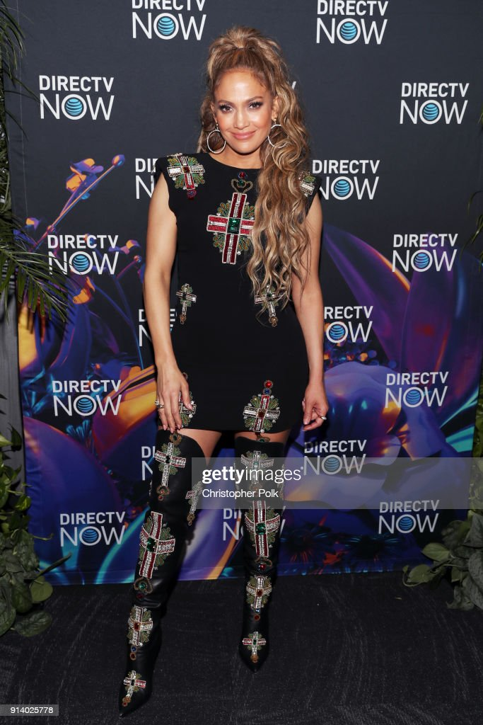 2018 DIRECTV NOW Super Saturday Night concert In Minneapolis - Arrivals