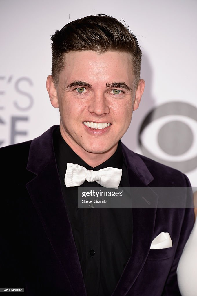 Recording artist Jesse McCartney attends The 41st Annual People's Choice Awards at Nokia Theatre LA Live on January 7, 2015 in Los Angeles, California.