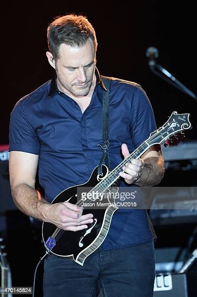 Recording artist Jimi Westbrook of music group Little Big Town performs onstage during the ACM Lifting Lives Gala at the Omni Hotel on April 17, 2015...