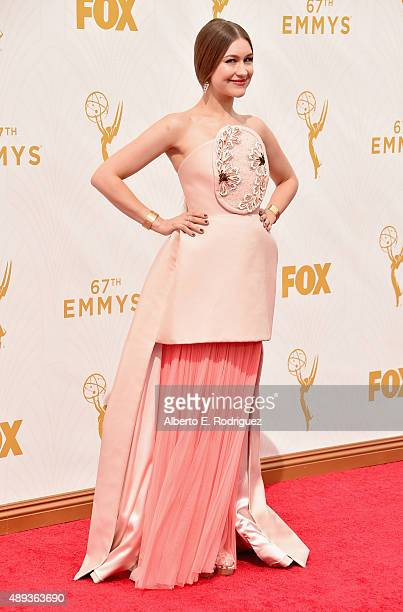 Recording artist Joanna Newsom attends the 67th Emmy Awards at Microsoft Theater on September 20 2015 in Los Angeles California 25720_001
