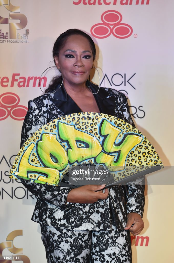 Recording artist Jody Watley arrives at the 2017 Black Music Honors at Tennessee Performing Arts Center on August 18, 2017 in Nashville, Tennessee.