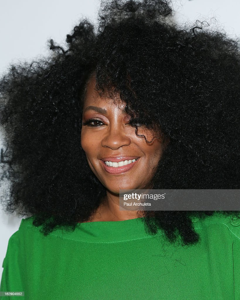 Recording Artist Jody Watley attends the Harper's BAZAAR celebration for the new Bravo series 'Dukes of Melrose' at The Terrace at Sunset Tower on February 28, 2013 in West Hollywood, California.