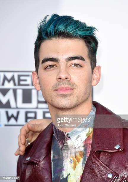 Recording artist Joe Jonas of DNCE attends the 2015 American Music Awards at Microsoft Theater on November 22 2015 in Los Angeles California
