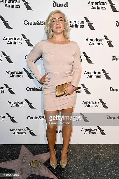 Recording artist Joelle James attends Capitol Records 75th Anniversary Gala at Capitol Records Tower on November 15 2016 in Los Angeles California