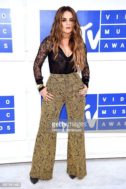 Recording artist JoJo attends the 2016 MTV Video Music Awards at Madison Square Garden on August 28 2016 in New York City
