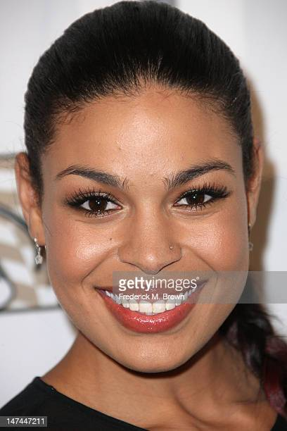 Recording artist Jordin Sparks attends ASCAP Rhythm Soul Music Awards at The Beverly Hilton Hotel on June 29 2012 in Beverly Hills California