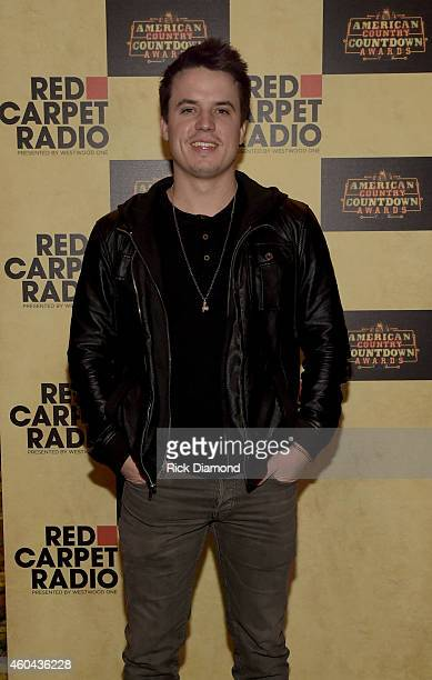 Recording Artist Josh Dorr attends Red Carpet Radio Presented By Westwood One For The American County Countdown Awards at the Music City Center on...
