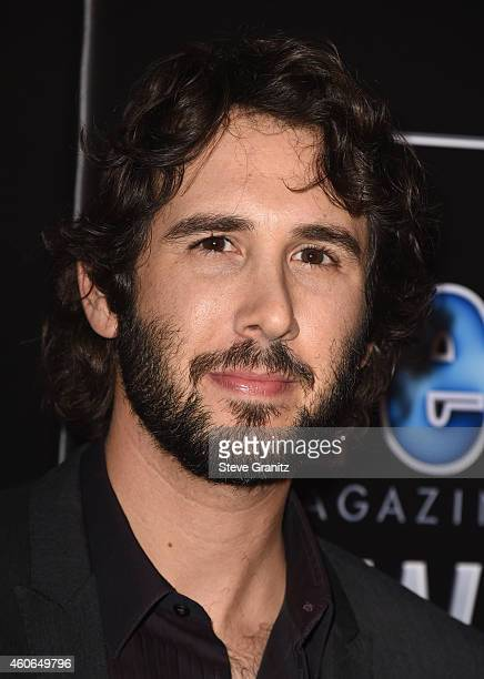 Recording artist Josh Groban attends the PEOPLE Magazine Awards at The Beverly Hilton Hotel on December 18 2014 in Beverly Hills California