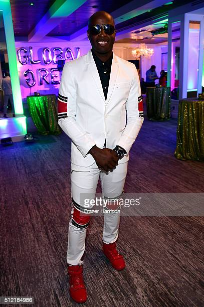 Recording artist Josh Moreland attends Global Green USA's 13th annual preOscar party at Mr C Beverly Hills on February 24 2016 in Los Angeles...
