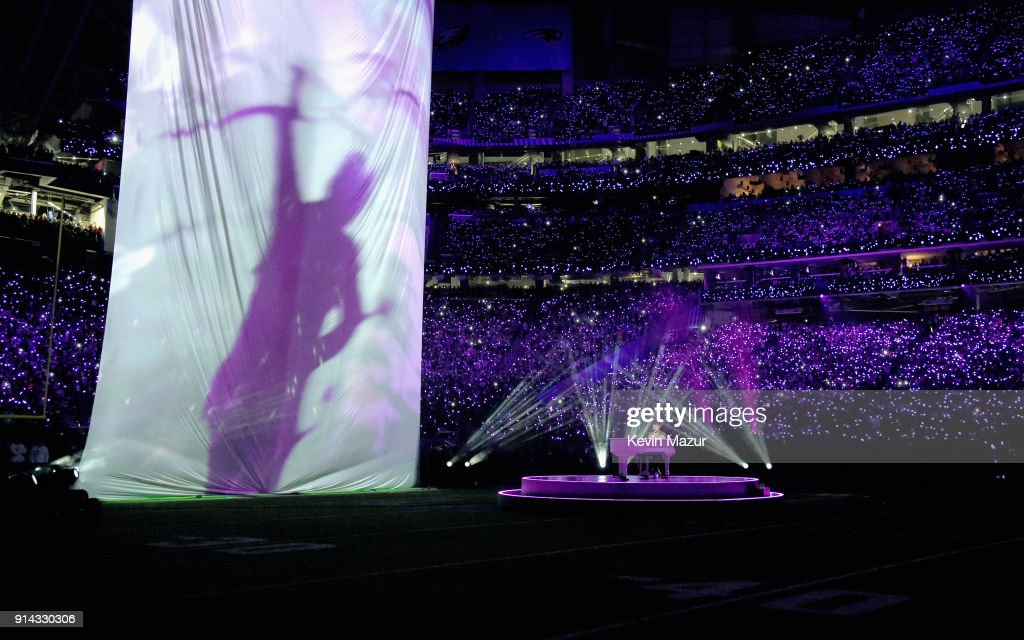 Pepsi Super Bowl LII Halftime Show : News Photo