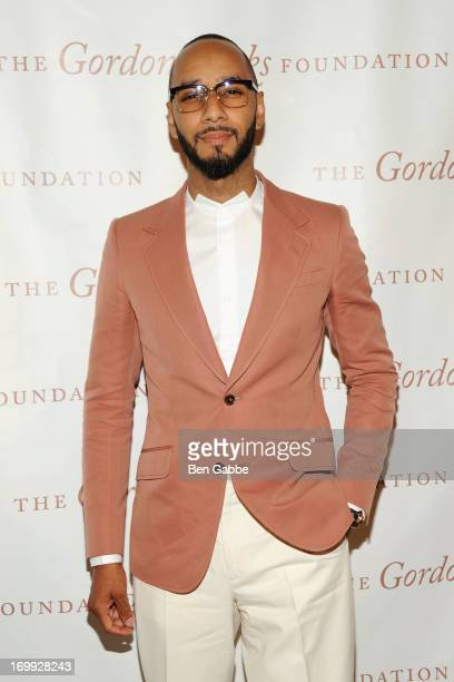 Recording Artist Kasseem Swizz Beatz Dean attends 2013 Gordon Parks Foundation Awards at The Plaza Hotel on June 4 2013 in New York City