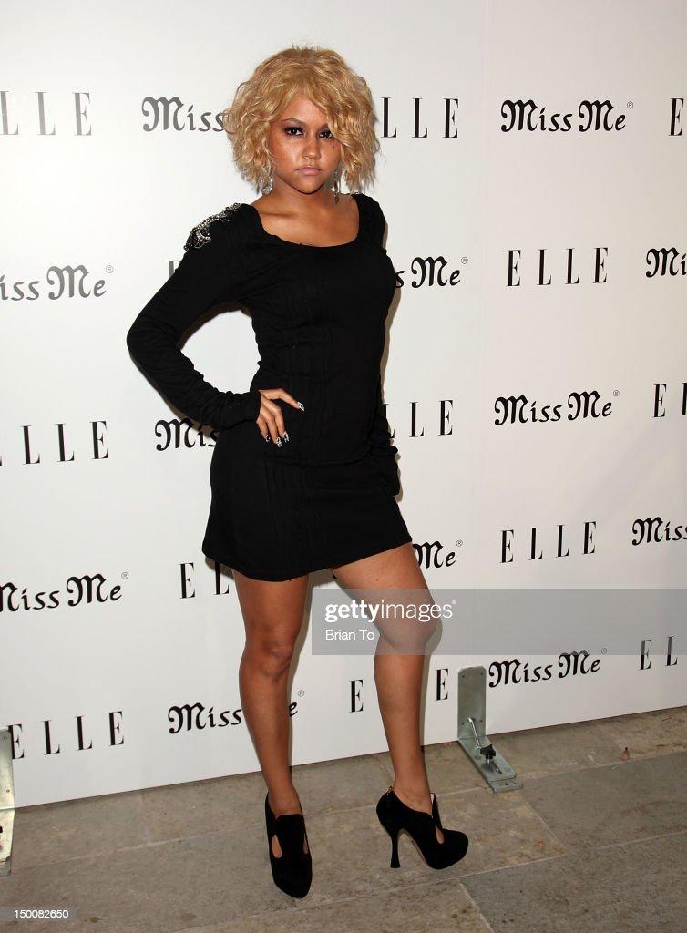 "Elle Magazine And Sarah Hyland Hosts Songbirds' ""Miss Me"" Album Release Party - Arrivals"
