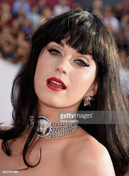 Recording artist Katy Perry attends the 2014 MTV Video Music Awards at The Forum on August 24 2014 in Inglewood California