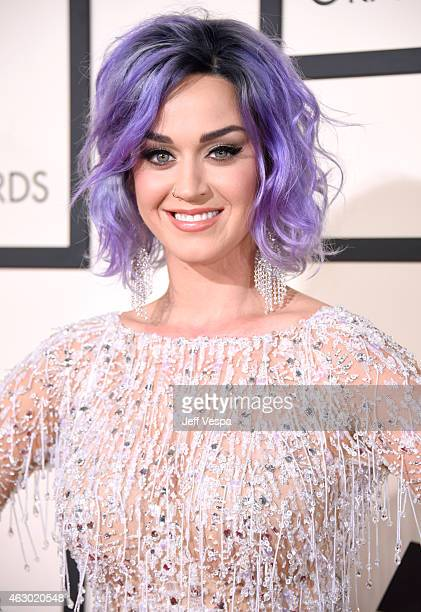 Recording artist Katy Perry attends The 57th Annual GRAMMY Awards at the STAPLES Center on February 8 2015 in Los Angeles California