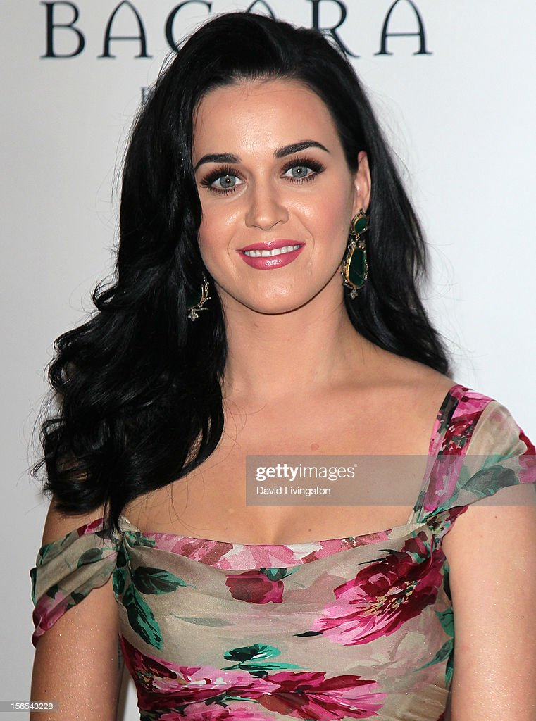 Recording artist Katy Perry attends the Dream Foundation's 11th Annual Celebration of Dreams at Bacara Resport and Spa on November 16, 2012 in Santa Barbara, California. Dream Foundation is a national organization that serves the final wishes of adults - and their families - facing life-threatening illness.
