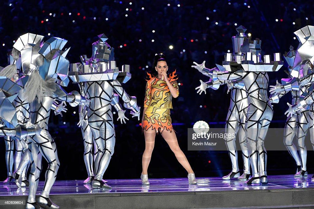 Pepsi Super Bowl XLIX Halftime Show : News Photo