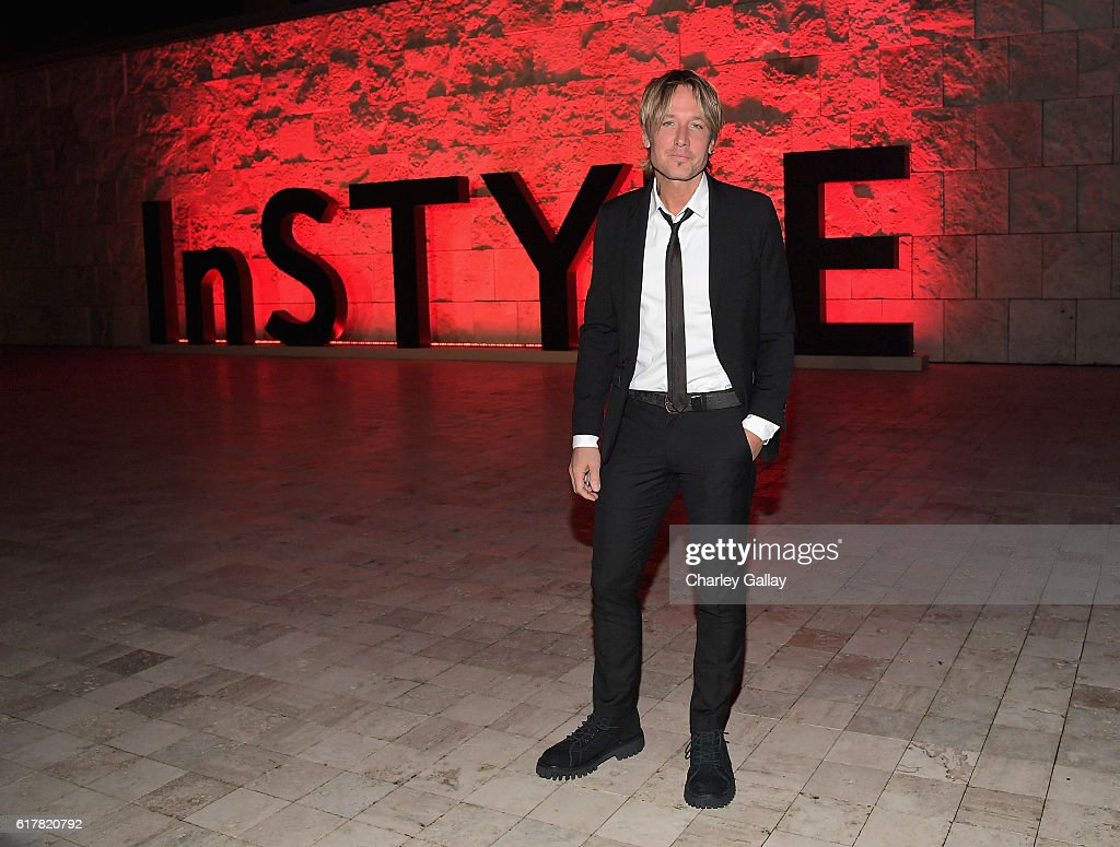 """InStyle Presents Second Annual """"InStyle Awards"""" - Red Carpet"""