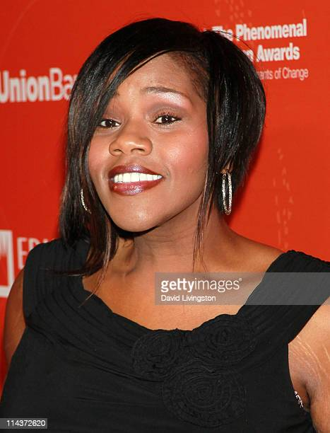 Recording artist Kelly Price attends the YWCA Greater Los Angeles' 2011 Phenomenal Woman Awards Luncheon at the Omni Los Angeles Hotel on May 18 2011...
