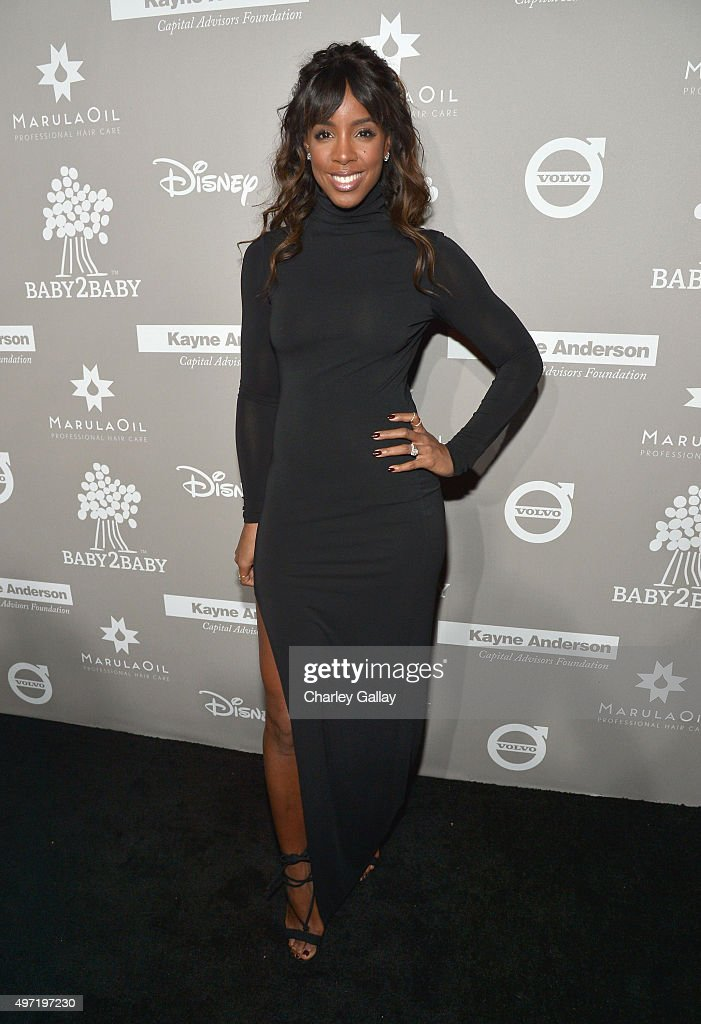 2015 Baby2Baby Gala Presented By MarulaOil & Kayne Capital Advisors Foundation Honoring Kerry Washington - Red Carpet