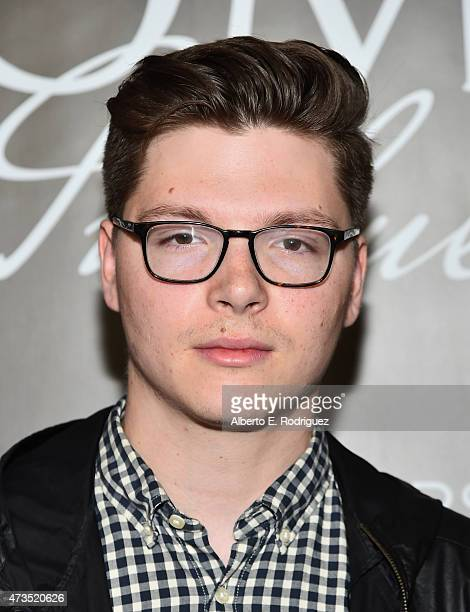 Recording artist Kevin Garrett attends the TJ Martell Foundation's Women Of Influence Los Angeles Event at the Loews Hollywood Hotel on May 15 2015...