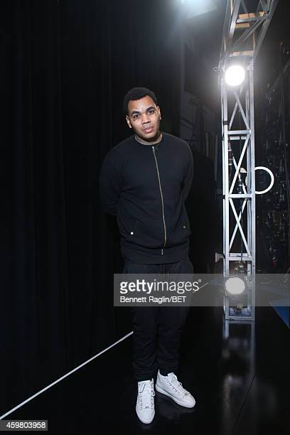 Recording artist Kevin Gates attends 106 Park on December 1 2014 in New York City