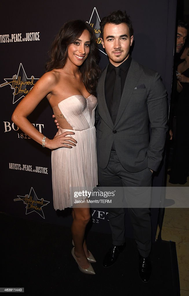 8th Annual Hollywood Domino Gala Presented By BOVET 1822 Benefiting Artists For Peace And Justice : News Photo