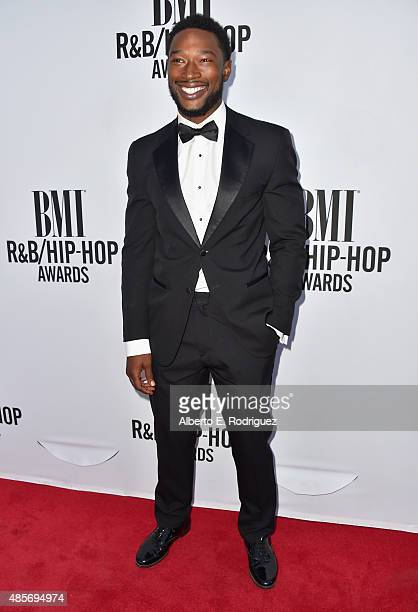 Recording artist Kevin McCall attends the 2015 BMI RB/Hip Hop Awards at Saban Theatre on August 28 2015 in Beverly Hills California
