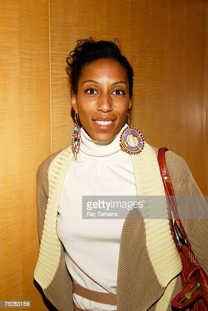 Recording artist Kim Hill attends BMI's PreGrammy Party at the Mondrian Hotel February 09 2007 in Los Angeles California