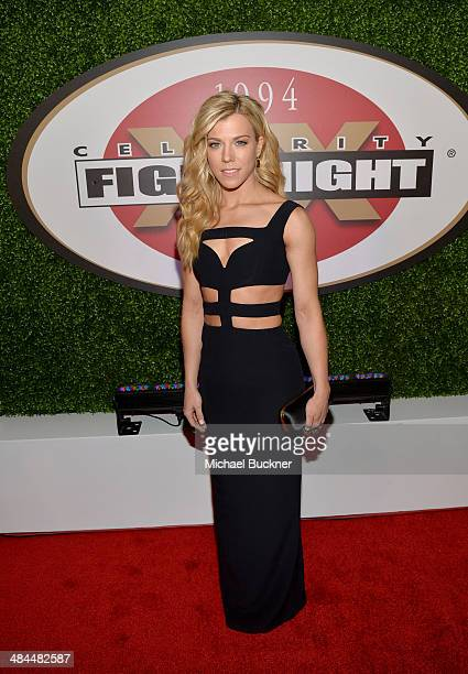 Recording artist Kimberly Perry of The Band Perry attends Muhammad Ali's Celebrity Fight Night XX held at the JW Marriott Desert Ridge Resort Spa on...