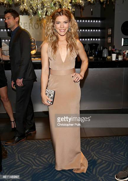 Recording artist Kimberly Perry of The Band Perry attends The 41st Annual People's Choice Awards at Nokia Theatre LA Live on January 7 2015 in Los...