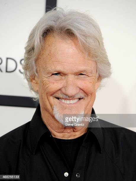 Recording artist Kris Kristofferson attends the 56th GRAMMY Awards at Staples Center on January 26 2014 in Los Angeles California