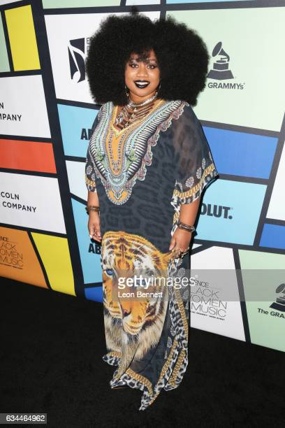 Recording artist La'Porsha Renae attends 2017 Essence Black Women in Music at NeueHouse Hollywood on February 9, 2017 in Los Angeles, California.