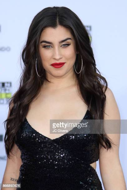Recording artist Lauren Jauregui of Fifth Harmony attends The 2017 Latin American Music Awards at Dolby Theatre on October 26 2017 in Hollywood...
