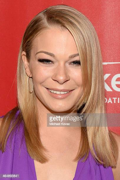 Recording artist LeAnn Rimes attends 2014 MusiCares Person Of The Year Honoring Carole King at Los Angeles Convention Center on January 24, 2014 in...