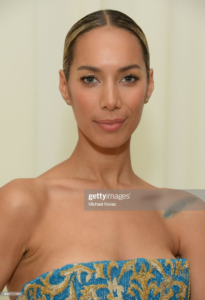 Recording artist Leona Lewis attends the 25th Annual Elton John AIDS Foundation's Academy Awards Viewing Party at The City of West Hollywood Park on February 26, 2017 in West Hollywood, California.