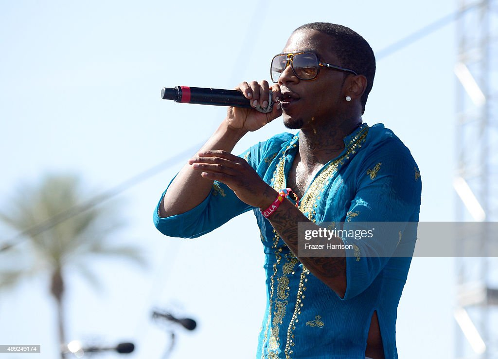 2015 Coachella Valley Music And Arts Festival - Weekend 1 - Day 1 : News Photo
