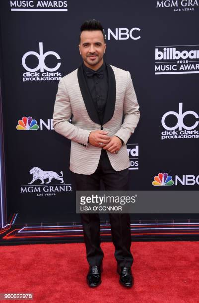 Recording artist Luis Fonsi attends the 2018 Billboard Music Awards 2018 at the MGM Grand Resort International on May 20 2018 in Las Vegas Nevada