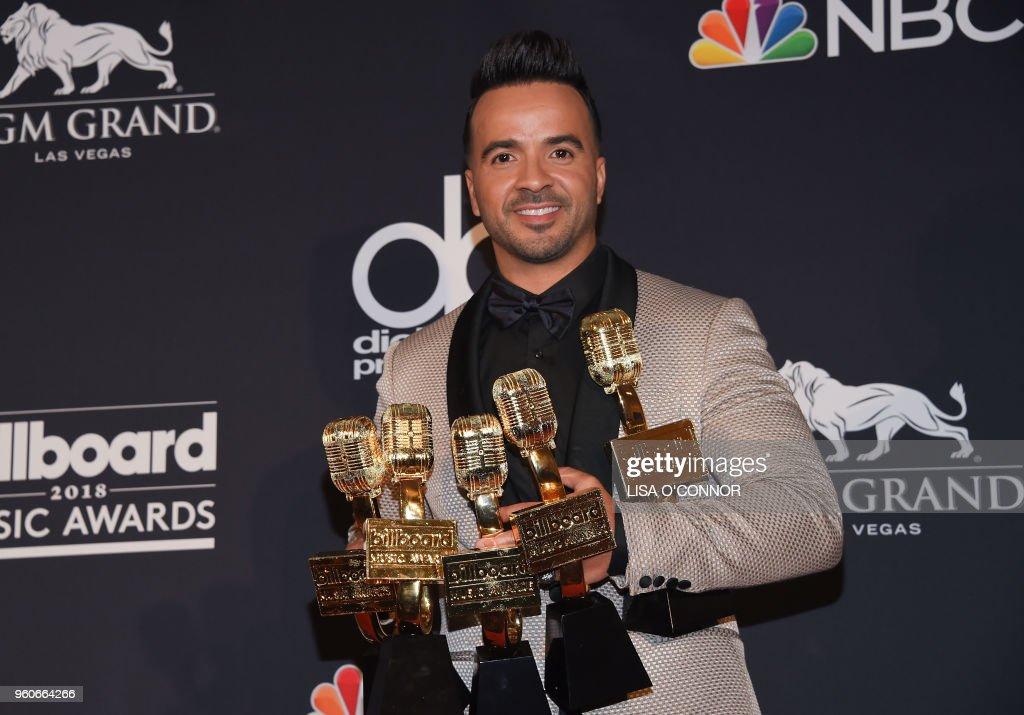 2018 Billboard Music Awards - Press Room